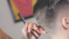 Baptiste hårfrisyr