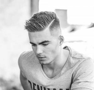 Manlig hårstil